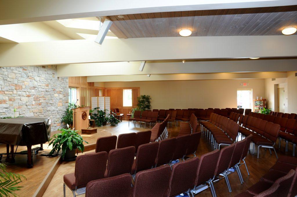 Unity of Madison sanctuary remodel
