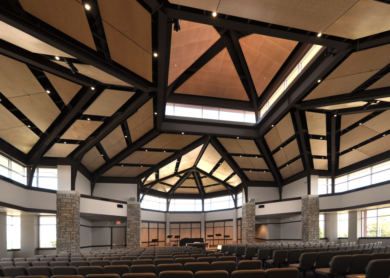Door Creek Church sanctuary addition