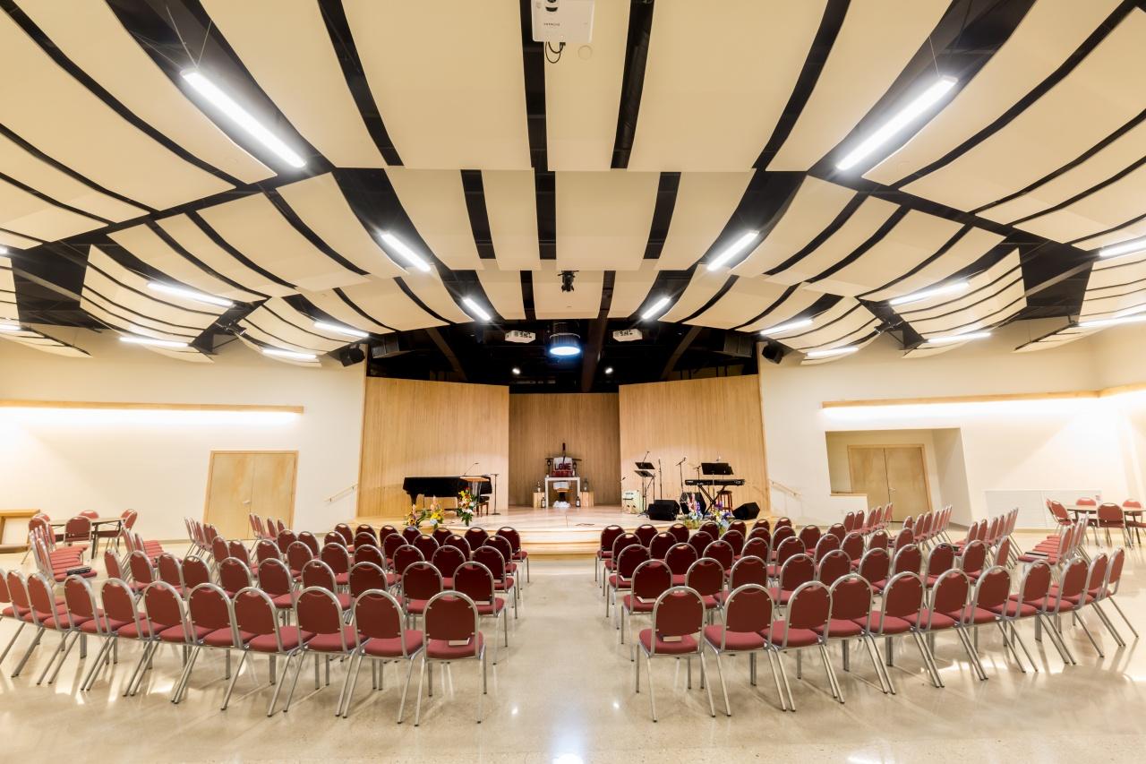Sugar River United Methodist Church in Verona, WI