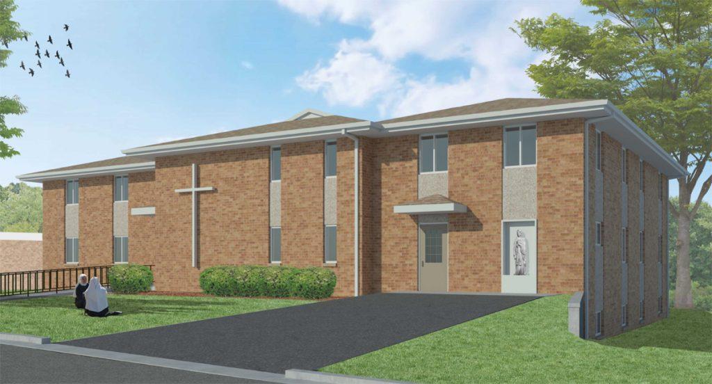 catholic church addition madison wi